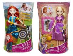 Disney Princess Princezna LOCIKA/MERIDA s módními doplňky