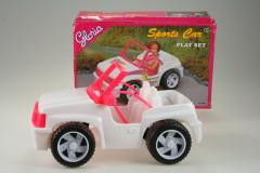 Glorie Auto sportovní pro panenky
