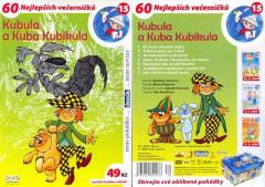 DVD - Kubula a Kuba Kubikula