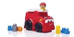 Mega Bloks First Builders hasičský vůz Freddy