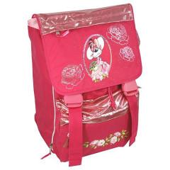 Školní batoh Diddlina - myška a růžičky