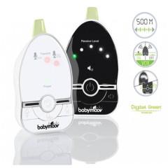 Dětská chůvička Easy Care Digital Green Babymoov