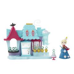 Frozen hrací sada pro malé panenky - Arendelle Treat Shoppe
