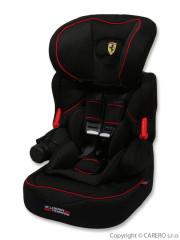 Autosedačka Nania Beline Sp Luxe Ferrari Black 2016 9 - 36 kg