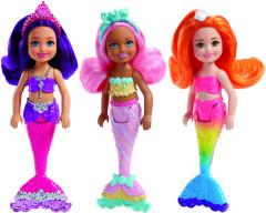 Barbie Chelsea mořská panna