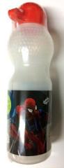 Láhev na pití Spiderman 525ml -ČERVENÝ VRŠEK