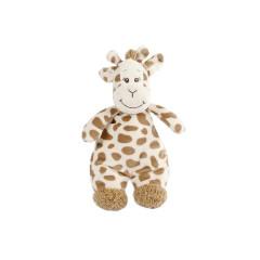 Žirafa plyšová 22cm s chrastítkem 0m+