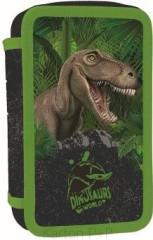 Penál 2patrovýbez náplněJunior T-rex NEW 2017