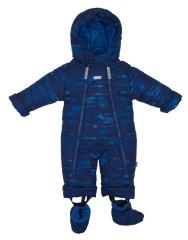 Kombinéza zimní kojenecká Bilblo chlapec modrá Vel. 80