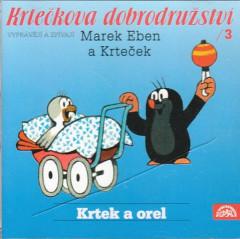 CD - Krtečkova dobrodružství 3 -krtek a orel