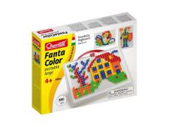 Mozaika FantaColor Portable - čtverečky a trojúhelníčky – 300 ks