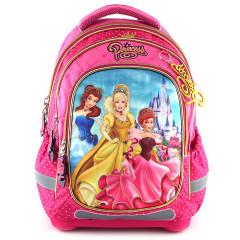 Školní batoh Princess - Tři princezny a hrad
