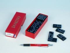 Domino 28 kamenů, dřevěné Detoa