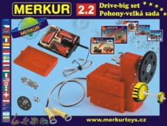 Merkur M 2.2 Pohony a převody