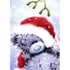 Blahopřání Me to You vánoční - Mojí nejbáječnější přítelkyni