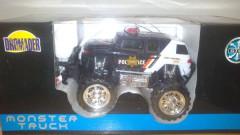 Monster Truck R/C - na dálkové ovládání POLICIE