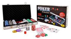 Poker casino (300 žetonů) - Albi