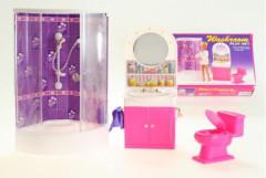 Glorie Koupelna - sprchový kout pro panenky