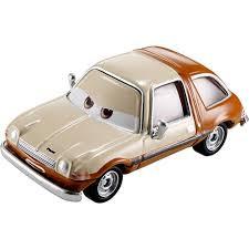Cars2 auta W1938 Mattel TUBBS PACER
