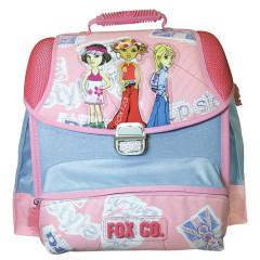 Školní aktovka Hobby Cool - Fox  - tři holky