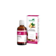 Echinaceové bylinné kapky se zázvorem 100 ml