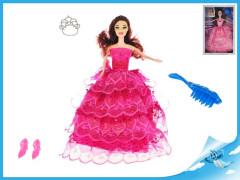 Panenka kloubová 29cm s doplňky