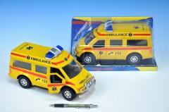Auto záchranáři 27cm