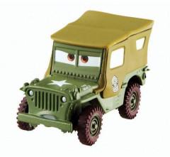 Cars2 auta W1938 Mattel SERŽANT