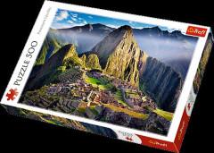 Puzzle Trefl Machu Picchu 500 dílků 48x34cm