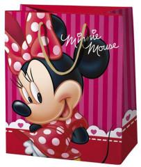 Dárková taška velká Minnie 33 x 26 cm Albi