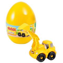 Velikonoční vejce Écoiffier S autíčkem - BAGR