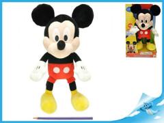 Mickey Mouse plyšová 33 cm se zvukem