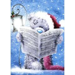 Blahopřání Me to You vánoční - Krásné vánoční svátky