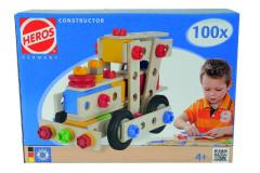 HEROS Constructor Lokomotiva