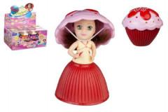 Panenka/Cupcake 8cm vonící