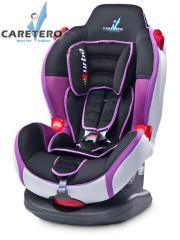 Autosedačka CARETERO SPORT TURBO purple 9 - 25 kg