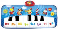 Piano tap 'n play 85 cm 8kláves se světlem a zvukem 18 m+