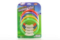 Kroužky do vody M15