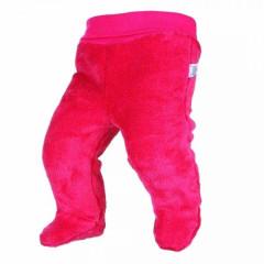 Kalhoty s ťapkami MAZLÍK RŮŽOVÁ