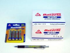 Baterie Grada Prima LR6/AA 1,5V alkaline 4ks na kartě