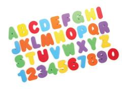 Písmena a číslice do vany Little Tikes