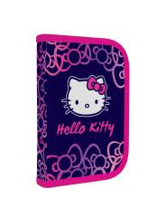 Jednopatrový penál plný Hello Kitty Kids 2015
