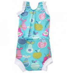 Plavky Happy Nappy kostýmek - Tutti frutti