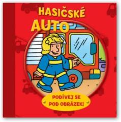 Knížka Hasičské auto – podívej se pod obrázek!