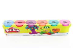 Play-Doh 6 ks kelímků zářivé barvy