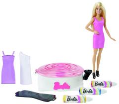 Barbie a spirálové návrhářství