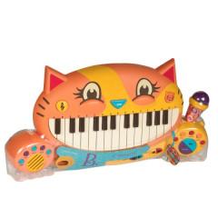 Kočičí piáno Meowsic B.toys