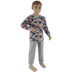 Chlapecké pyžamo Bagr Esito Vel. 92 - 122