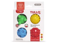 Stimulační balónky pro nejmenší 4 ks