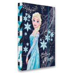 Desky na sešity A4 - Frozen II.